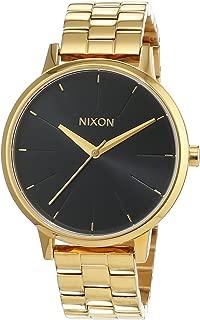 Nixon Women's Kensington A0992042 Gold Stainless-Steel Quartz Watch