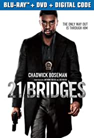 21 BRIDGES arrives on Digital Feb. 4 and on Blu-ray and DVD Feb. 18 from Universal Pictures
