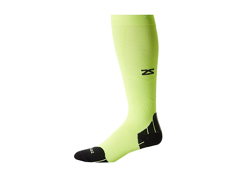 Zensah - Zensah Tech+ Compression Socks , Yellow