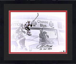 Framed Patrick Kane Chicago Blackhawks Autographed 16