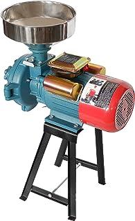 MOONCOOL Electric Grain Mill Grinder Heavy Duty 3000W, 110V Commercial Grain Grinder Machine Feed Grain Mills, Dry Cereals...