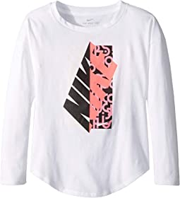 Split Long Sleeve Tee (Toddler)