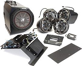 $2199 » Sponsored Ad - Kicker Polaris General Phase 5, Kicker/SSV Works 5 Speaker Vehicle Specific Solution