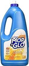 Mop & Glo Professional Multi-Surface Floor Cleaner, Fresh Citrus Scent 64 oz