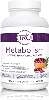 TRU Metabolism, Advanced Fat Loss, An Fight Cravings, Boost Mood, No Jitters or Crash, 30 Servings