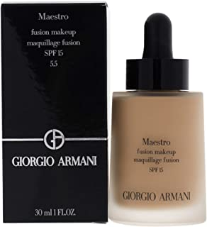 Giorgio Armani Maestro Fusion Make Up Foundation SPF 15 - # 5.5 30ml/1oz