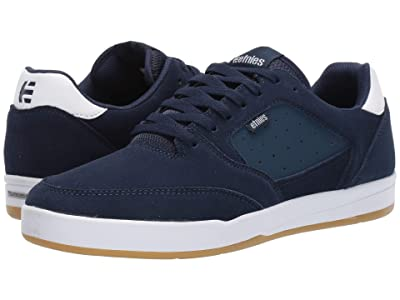 etnies Veer (Navy/White/Gum) Men