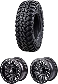 atv beadlock wheels and tires