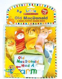 Old Macdonald Handpuppet Bb