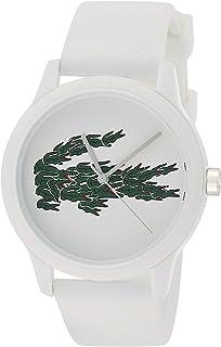 Lacoste Reloj analógico para Mujeres. de Cuarzo con Correa en Silicona 2001097