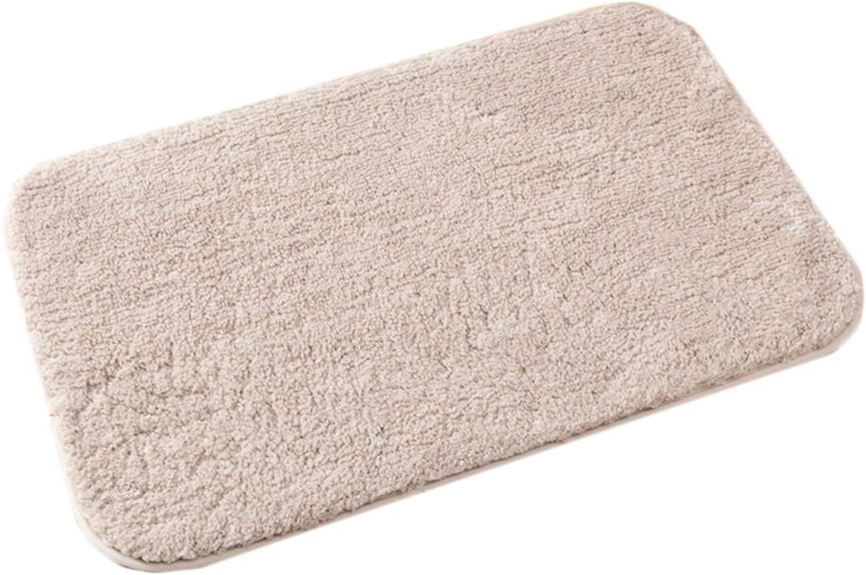 XIAOQIU Bath Rug Mat Inexpensive Bathroom Soft Non-Slip OFFicial Bat