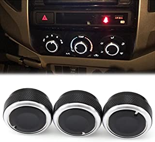 etopmia Car Air Conditioning Heat Control Switch Ac Knob Fit for Toyota Tacoma