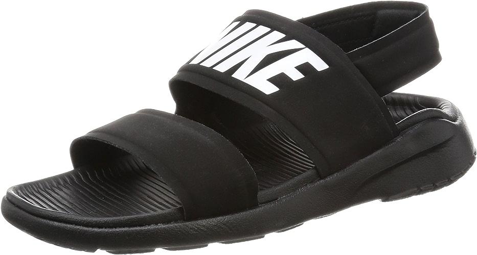 NIKE nouveau Wohommes Tanjun Sandal noir blanc 6