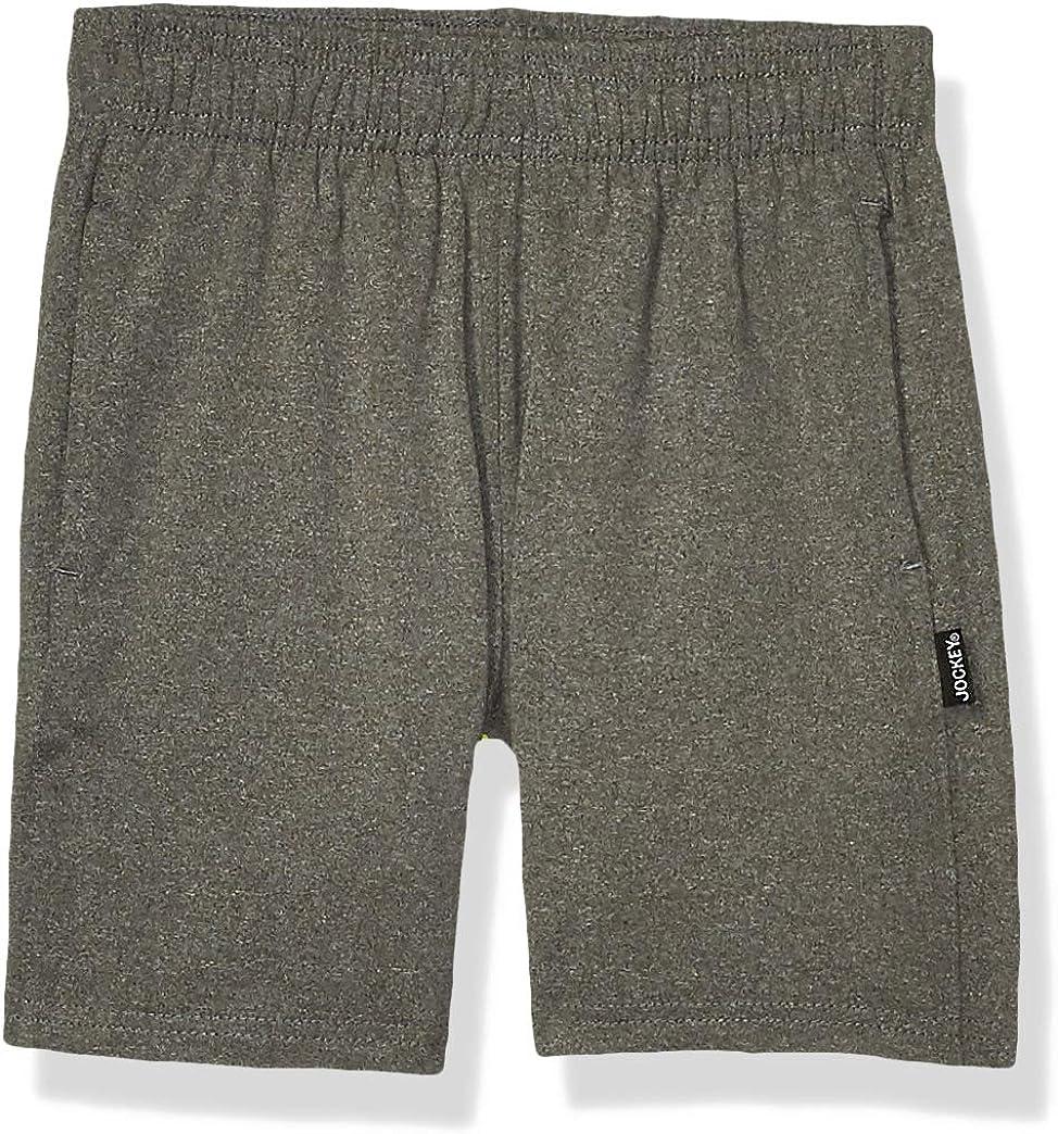 Jockey Boys' Active Jersey Short