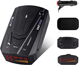 $30 » Radar Detector, Laser Radar Detectors for Cars Voice Prompt Speed, Vehicle Speed Alarm System Car Auto 360 Degree GPS Dete...