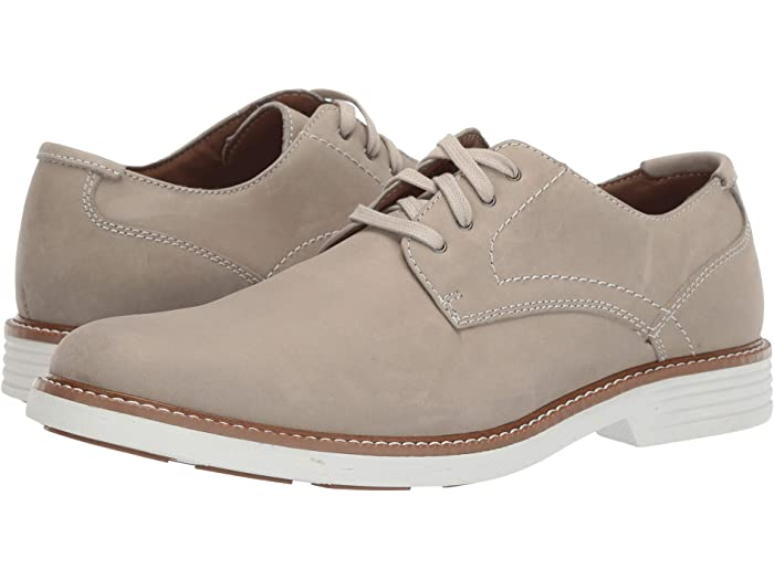 Parkway Plain Toe Oxford