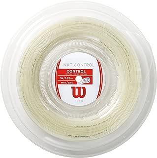 Wilson NXT Control Tennis String Reel, 16 Gauge (Natural)