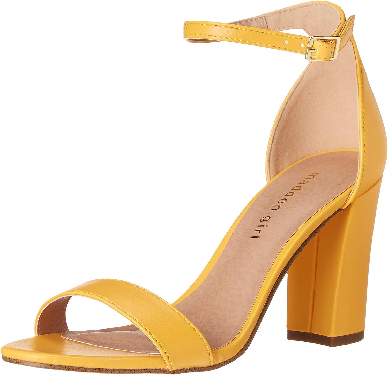 Madden Girl Women's Beella Heeled Sandal