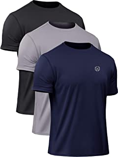 Men's Dry Fit Athletic Performance Shirt