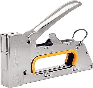 Rapid - clavadora metalica 23.palanca plegable.utiliza grapas standard nº13 / 8 mm.
