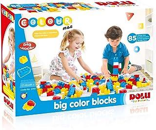 Dolu Big Color Blocks 85 Pcs