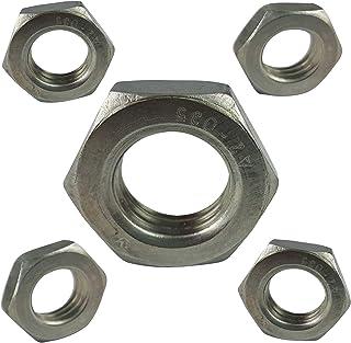Duratool CS10200 Tornillo de cabeza hexagonal BZP 10 unidades M10 x 200 mm