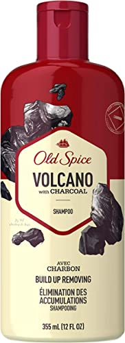 popular Old Spice discount Mens Shampoo online Volcano 12 Ounce (355ml) sale