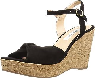 L.K. Bennett Women's Adeline Wedge Sandal