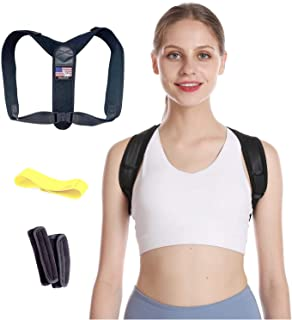 Posture Corrector for Men and Women – Back Brace Posture Corrector,Back..