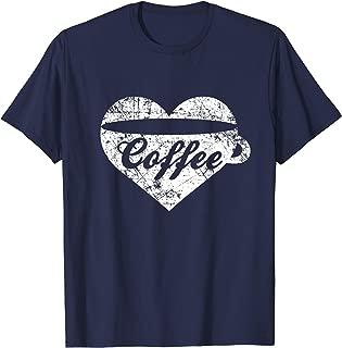 Best i heart coffee shirt Reviews