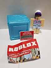 ROBLOX Series 3 Top Roblox: Runway Model action Figure mystery box + Virtual Item Code 2.5