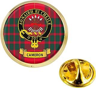 Select Gifts Tartan Clan Kerr Lapel Pin Badge