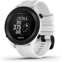 Garmin Approach S12 GPS-horloge voor golfspelers, wit