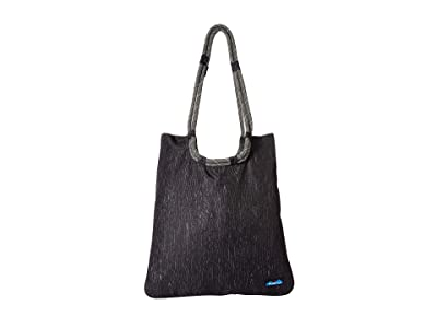 KAVU Market Bag (Black Oak) Bags