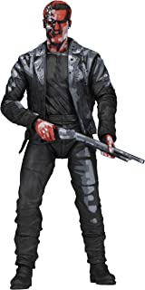 """NECA Terminator 2 T-800 Action Figure (Video Game Appearance), 7"""""""