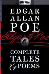 Edgar Allan Poe: Complete Tales & Poems (Illustrated/Annotated) (Top Five Classics Book 13) Kindle Edition
