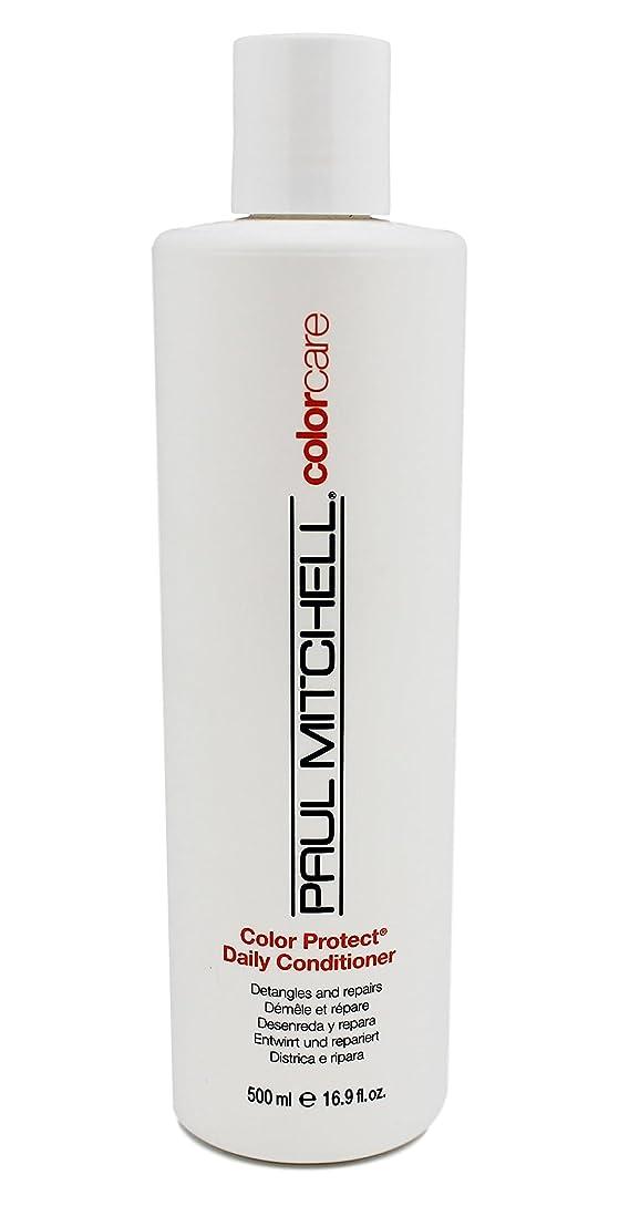 会議専制専制ポール ミッチェル Color Protect Conditioner (Preserves Color - Added Protection) 500ml/16.9oz並行輸入品