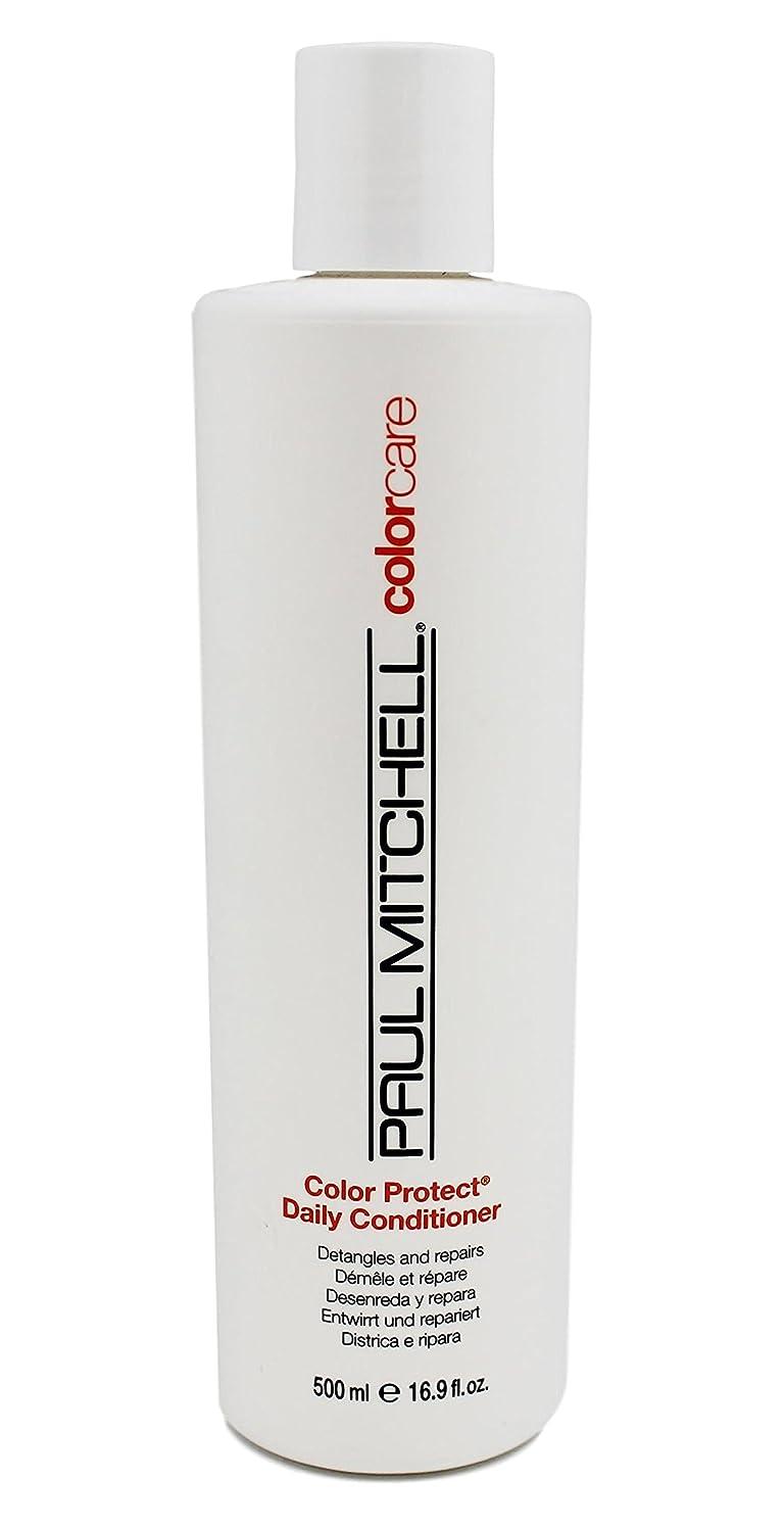 合併症配偶者さびたポール ミッチェル Color Protect Conditioner (Preserves Color - Added Protection) 500ml/16.9oz並行輸入品
