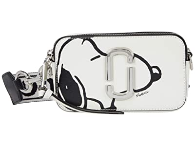 Marc Jacobs Snapshot Peanuts Crossbody (Cotton Multi) Cross Body Handbags