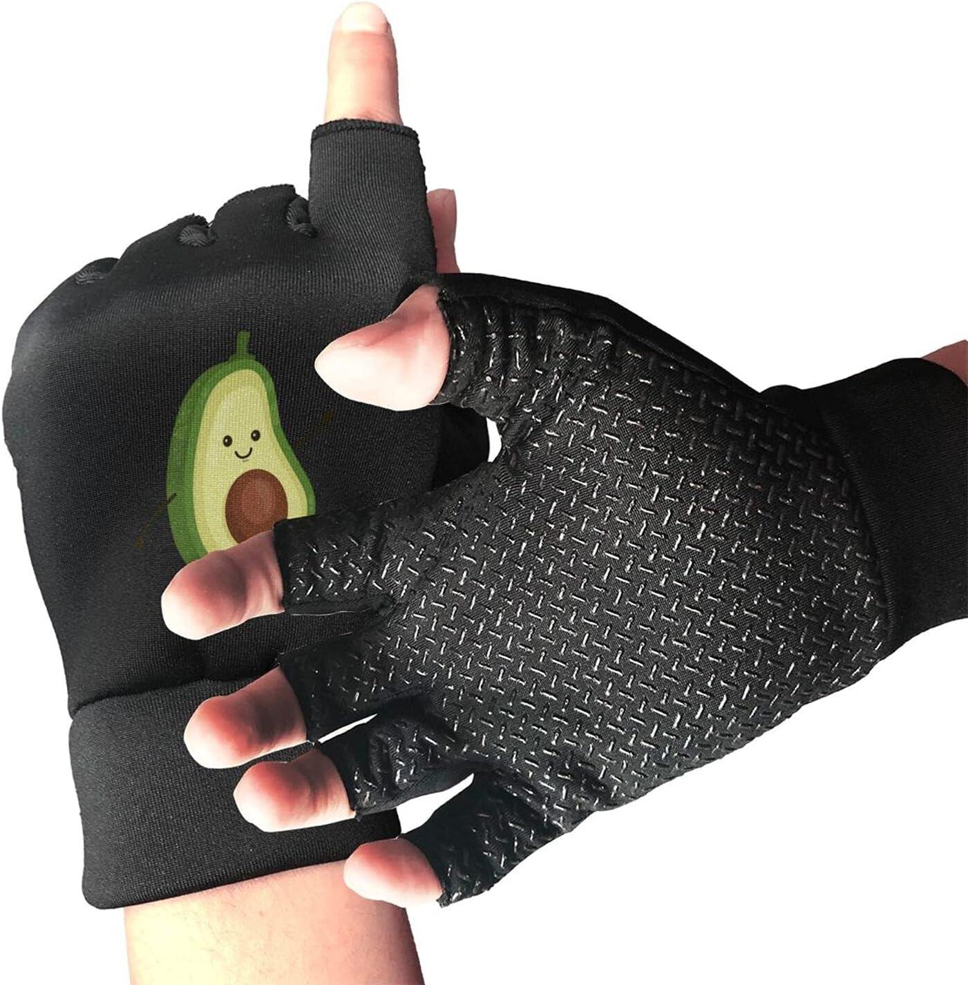 Happy Avocado Sports shipfree Gloves Luxury Suitable Bi for Exercise Slip Unisex