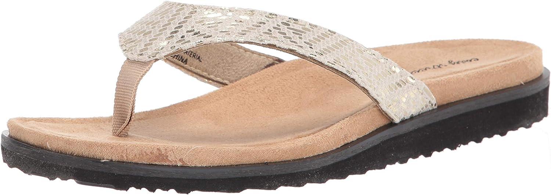 Easy 数量限定 Street Women's Flat Sandal Jasmine オーバーのアイテム取扱☆