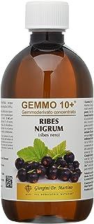 Dr. Giorgini Integratore Alimentare, Ribes Nero Gemmoderivato Concentrato Liquido Analcoolico -, Rosso, 500 Millilitri