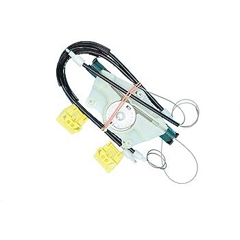 Vw Beetle Ventana Eléctrica Regulador Kit de reparación de la parte izquierda delantera