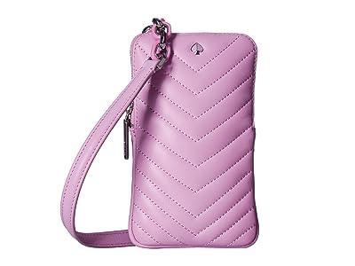 Kate Spade New York Amelia Resin Phone Crossbody (Sweet Pea) Cross Body Handbags