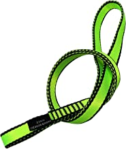 DASKING 18mm Nylon Klimmen Sling Runner 23kn Klimmen Loop voor Outdoor Rock Klimmen, Yoga Hangmat, Boom Werk Rappelling, O...