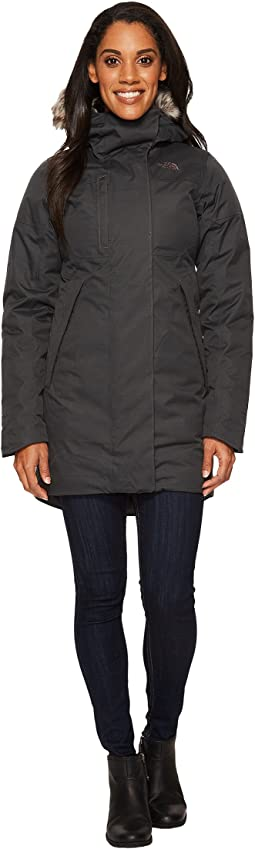 The North Face Far Northern Waterproof Parka