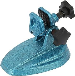 YOPOTIKA Precisie Micrometer Houder Stand Base Micrometer Beugel Voetstuk Meten Blauw