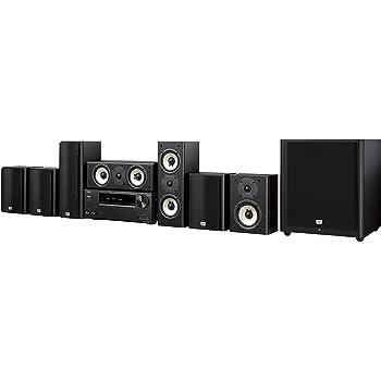 Onkyo THX Certified 7.1-Channel Surround Sound Speaker System Black (HT-S9800THX)