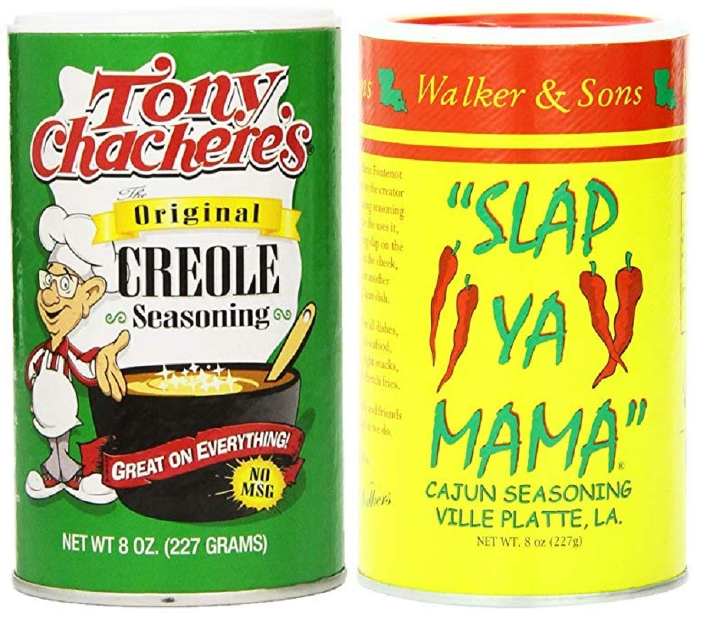 Max 71% OFF Louisiana Favorites No MSG Cajun Creole 1 Bundle - San Diego Mall eac Seasoning