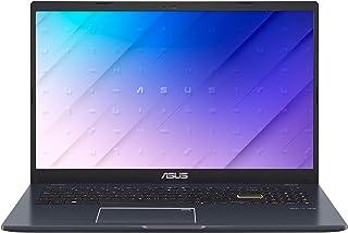 Asus Laptop E510KA-BR109T ,Intel Cel-N4500 Processor , 4GB DDR4 RAM , 256 SSD Memory, Shared , Win10 , Star Black